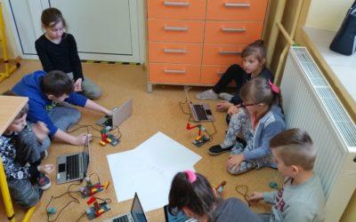 Zajęcia z programowania – przez zabawę do wiedzy